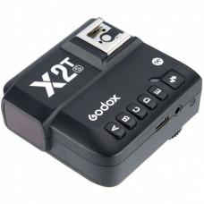 Радиосинхронизатор Godox X2T-C TTL для Canon