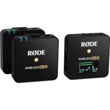 Микрофон беспроводной Rode Wireless GO II