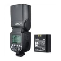 Вспышка Godox V860IIC TTL для Canon