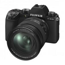 Фотоаппарат Fujifilm X-S10 Kit 16-80 mm f/4 R OIS WR