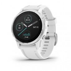 Часы FENIX 6S белый с белым ремешком
