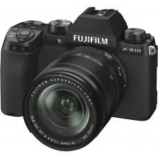 Беззеркальный фотоаппарат Fujifilm X-S10 Kit 18-55mm