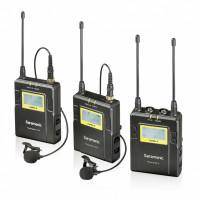 Микрофон беспроводной Saramonic UwMic9 TX9+TX9+RX9