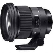 Объектив Sigma 105mm f/1.4 DG HSM Art для CANON // NIKON // SONY