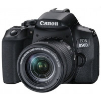 Фотоаппарат зеркальный CANON EOS 850D Kit 18-55 IS STM
