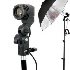 Держатель зонта и лампы (цоколь Е27)