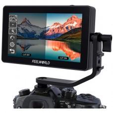 """Монитор накамерный 5.5"""" Feelworld F6 Plus 3D LUT Touch Screen"""