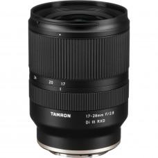Объектив Tamron 17-28mm f/2.8 Di III RXD Sony E