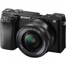 Фотоаппарат беззеркальный Sony Alpha a6100 kit 16-50mm f/3.5-5.6
