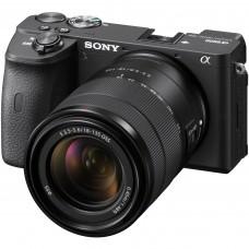 Фотоаппарат беззеркальный Sony Alpha A6600 Kit 18-135
