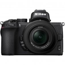 Фотоаппарат беззеркальный Nikon Z50 Kit 16-50 VR