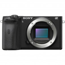 Фотоаппарат беззеркальный Sony Alpha A6600 body