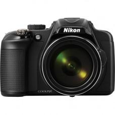 Фотоаппарат ультразум Nikon Coolpix P600