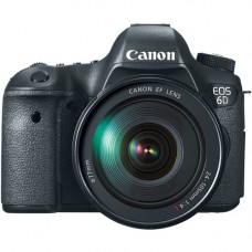 Canon EOS 6D KIT EF 24-105 F/4L IS USM