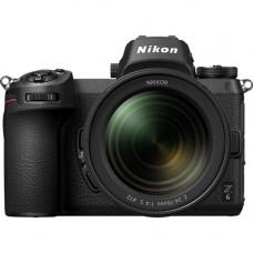 Фотоаппарат беззеркальный Nikon Z6 24-70 f/4 kit + Mount Adapter