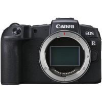 Фотоаппарат беззеркальный Canon EOS RP Body + адаптер EF-EOS R