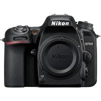 Фотоаппарат зеркальный Nikon D7500 Body