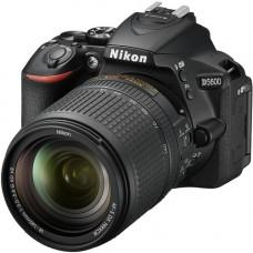 Фотоаппарат зеркальный Nikon D5600 Kit 18-140 VR