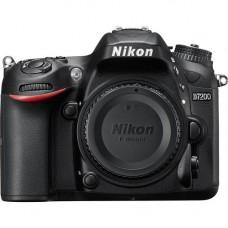 Фотоаппарат зеркальный Nikon D7200 Body
