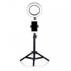 Универсальный штатив со светом Ledcube Selfie Light 50cm