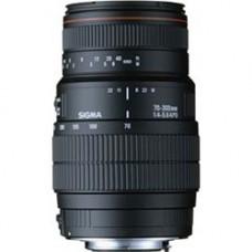 Объектив Sigma DG 70-300 mm f/ 4-5.6 APO Macro CANON // NIKON
