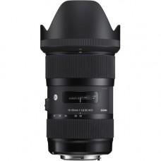 Объектив Sigma 18-35mm F/1.8 ART CANON // NIKON