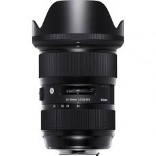 Объектив Sigma AF 24-35mm f/2 DG HSM ART Canon // Nikon
