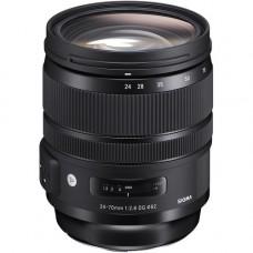 Объектив SIGMA 24-70MM F2.8 DG OS HSM ART Canon // Nikon