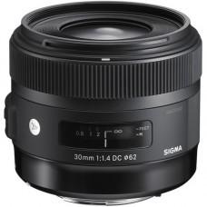 Объектив Sigma 30mm F/1.4 ART CANON // NIKON