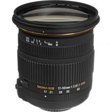Объектив Sigma 17-50mm f/2.8 EX DC OS HSM NIKON // CANON