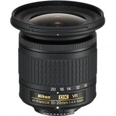 Объектив Nikon 10-20mm f/4.5-5.6G VR AF-P DX