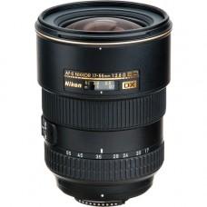 Объектив Nikon 17-55mm f/2.8G ED-IF AF-S DX