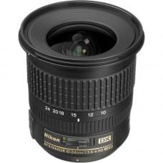 Объектив Nikon 10-24mm f/3.5-4.5G ED AF-S DX
