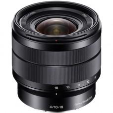 Объектив Sony 10-18mm f/4