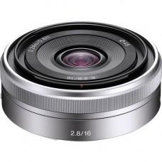Объектив Sony E 16mm f/2.8 Lens