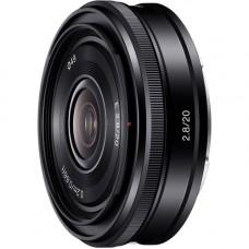 Объектив Sony 20mm f/2.8 E