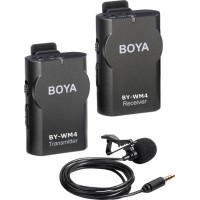 Микрофон беспроводной Boya BY-WM4