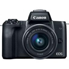 Фотоаппарат беззеркальный Canon EOS M50 15-45 IS STM