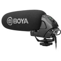 Микрофон накамерный Boya BY-BM3030 (направленный, пушка)