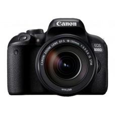 Фотоаппарат зеркальный Canon EOS 800D kit 18-135 IS STM