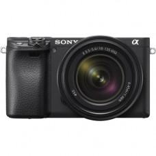 Фотоаппарат беззеркальный Sony Alpha a6400 kit 18-135mm