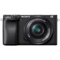 Фотоаппарат беззеркальный Sony Alpha A6400 kit 16-50mm