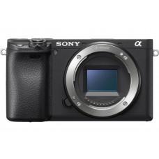 Фотоаппарат беззеркальный Sony Alpha a6400 body